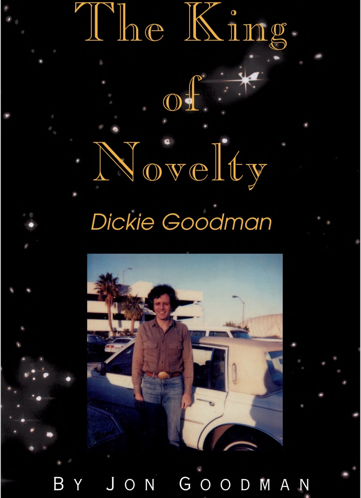 Book Cover: The King of Novelty