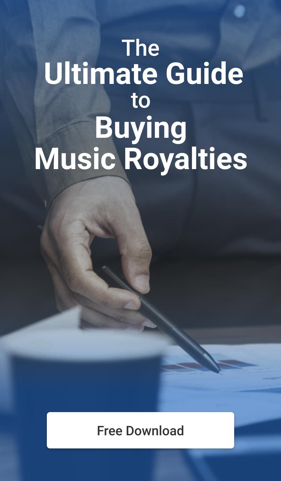 e8309bb08 Music Royalties Guide