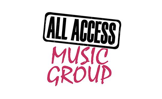 Allaccessmusicgroup Logo