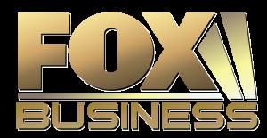 Fox Business Logo Gold
