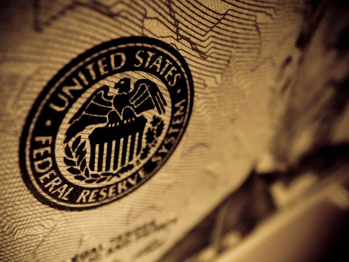 image of U.S. Federal Reserve logo